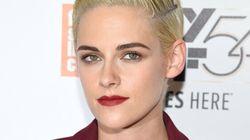 Kristen Stewart n'aime pas porter de soutien-gorge et l'assume à