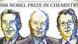 Le Nobel de chimie pour des travaux sur les machines