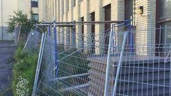Les bâtiments universitaires sont en piteux