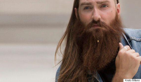 Des bijoux de barbe vraiment