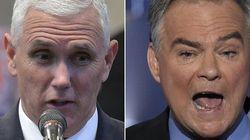 Qui sont Mike Pence et Tim Kaine, candidats à la vice-présidence des