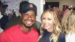 Tiger Woods surpris en train de faire la fête... avec Paulina