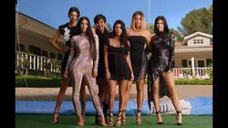 Les Kardashian signent un nouveau contrat et sont là pour