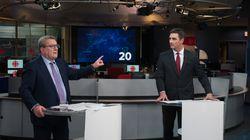 Le débat officiel des candidats à la mairie de Québec en 7