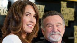 La veuve de Robin Williams raconte les derniers jours de
