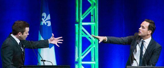 Chefferie du PQ : ENTREVUE - «Les jeunes n'aiment pas les déchirements et la pagaille», croit Paul St-Pierre...