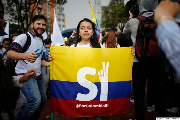 Début d'un référendum en Colombie sur la paix conclue avec la guérilla des