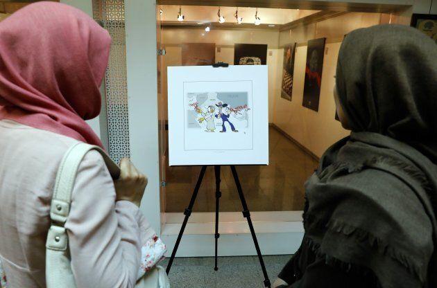 À Téhéran, leçon de géographie maritime pour président américain
