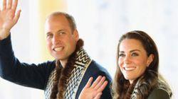 Le couple princier conclut son voyage au Canada à