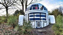 Des fans de Star Wars transforment un bunker de la Guerre froide en
