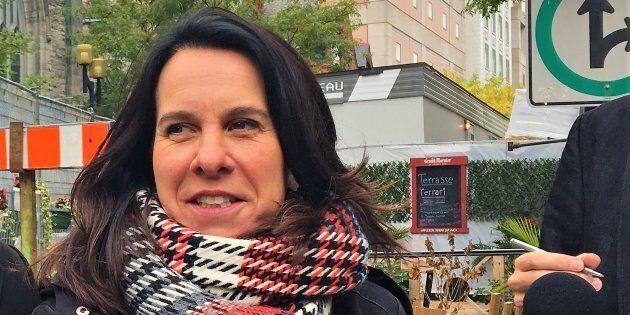 Tweets insultants: Valérie Plante défend ses