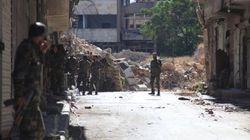 Damas cherche à resserrer l'étau sur les rebelles à