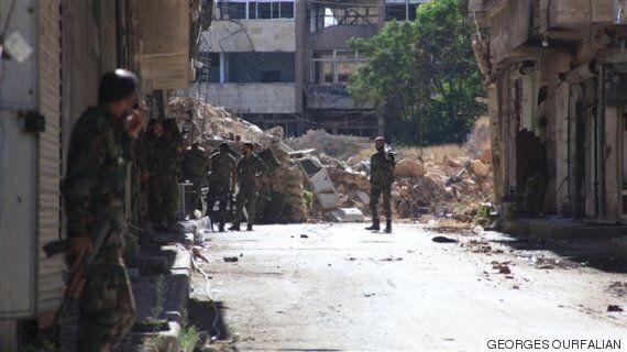 Damas cherche à resserrer l'étau sur les rebelles à Alep