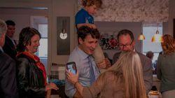 Autre opération séduction pour Trudeau au