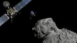 Rosetta en route pour s'écraser sur la comète