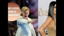 Hillary Clinton offre un cadeau à Kim