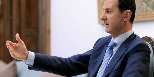 Le président syrien Bachar