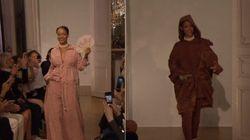 La nouvelle collection de Rihanna, c'est «Marie-Antoinette à la salle de
