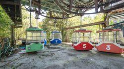 Ce parc d'attractions abandonné va vous donner la chair de