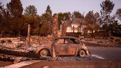 Au moins 7000 bâtiments détruits par les feux de forêt en