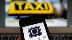 Dossier Uber: les chauffeurs de taxi passent à l'offensive