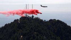 Des avions-citernes du Québec vont combattre les incendies en