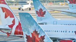 Bagages: une conspiration d'Air Canada et de WestJet pour fixer les