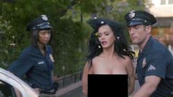 Katy Perry vote toute nue
