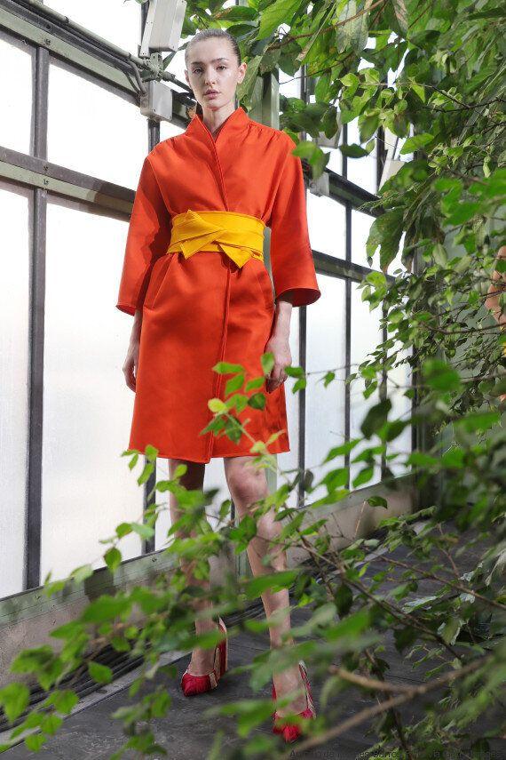 Inspiration nippone au premier jour de la Semaine de la mode de