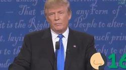 Donald Trump a passé le débat face à Hillary Clinton... à