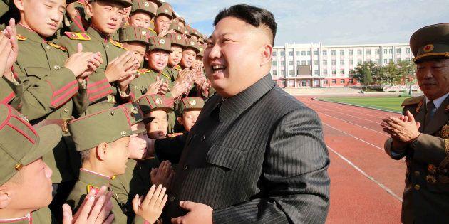 Dans le triangle États-Unis, Iran, Corée du Nord, les États-Unis et ses alliés n'ont eu aucune réaction...