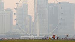 92 % des gens vivent dans une pollution