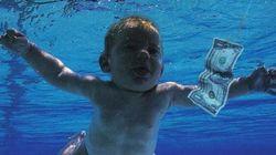 Le bébé de «Nevermind» de Nirvana reprend la pose... 25 ans plus tard