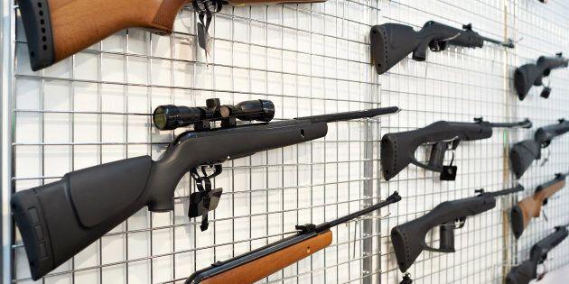 Armes à feu: la tragédie à Las Vegas n'a pas changé l'opinion des
