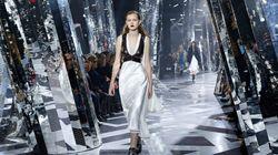 Semaine de mode de Paris: une saison de grandes