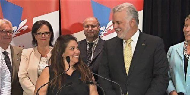 PLQ: Maryse Patenaude retire sa candidature dans