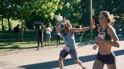 La Québécoise Arianne Raby remporte le marathon de Montréal chez les