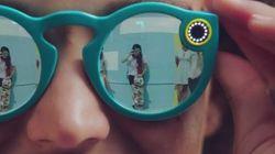 Snapchat lance son premier