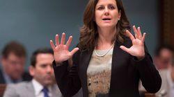 Loi 62: Stéphanie Vallée rendra publiques les règles