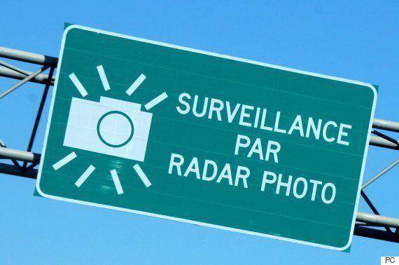 Radar photo : un constat d'infraction invalidé en Cour supérieure
