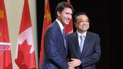 Le premier ministre chinois veut approfondir ses relations avec le