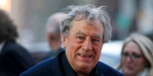 Terry Jones attends a special Tribeca Film Festival screening