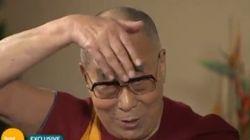 Le Dalaï Lama se moque de Donald Trump