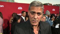 George Clooney et Matt Damon réagissent au scandale