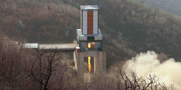 Le site nucléaire nord-coréen risque de