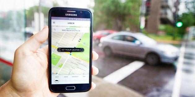 Les compagnies de taxi établies doivent évidemment se réveiller – et
