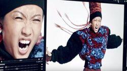 Les premières images de la campagne KENZO x H&M par Jean-Paul Goude dévoilées