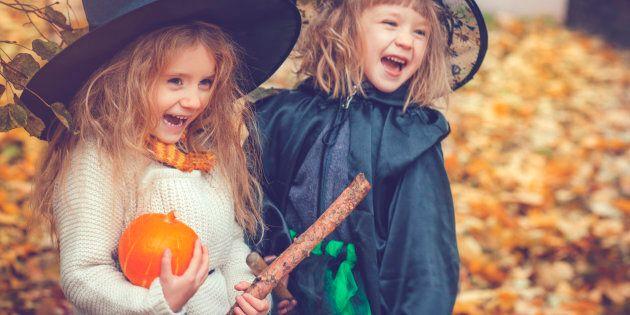 Le 31 octobre, d'un océan à l'autre, les enfants désobéiront aux règles habituelles de