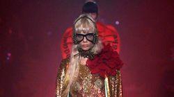 Mode à Milan: le monde enchanté de Gucci, les contrastes de