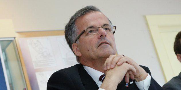 Guy Ouellette livrera un discours devant les députés de l'Assemblée